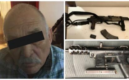 "Capturan a ""El Viejón"", asesino de dos barzonistas en Namiquipa"