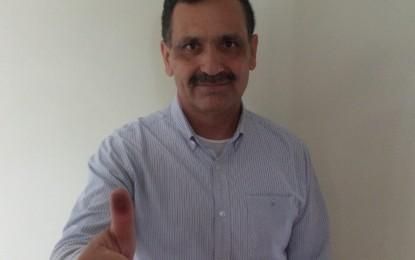 Llama alcalde a la cordura y paz durante jornada electoral