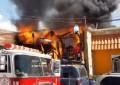 VÍDEO: Se incendia vivienda en la col. Che Guevara