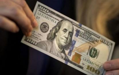 Así amaneció la cotización del dólar este miércoles