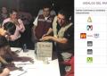 Arriba primer paquete electoral a asamblea municipal en Parral; favorece a Lozoya