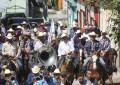 Parten jinetes de Gpe y Calvo a Parral para unirse a la cabalgata villista