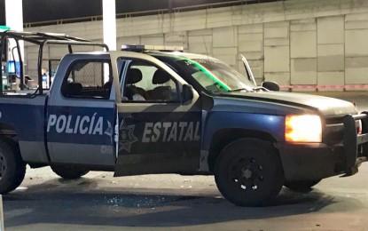 Atacan a balazos a policía estatal en Ciudad Juárez