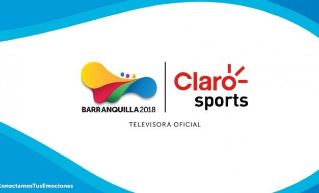 Arrancan Juegos Centroamericanos, en Claro Sports, por TV y online