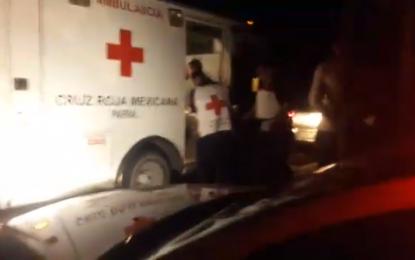 VÍDEO: Atropella a una mujer y se da a la fuga; col. Che Guevara