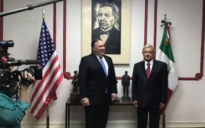 "Envía López Obrador ""propuestas de entendimiento"" a Donald Trump"