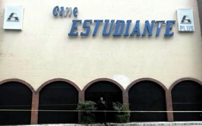 ¡Escalofriante! Hallan cadáver putrefacto en cine de Guadalajara