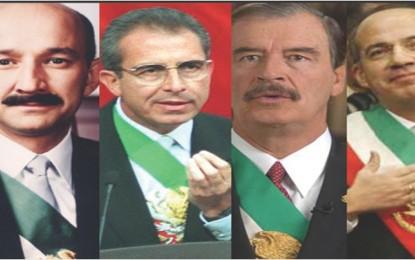 Expresidentes gastan 22 mdp anuales en empleados