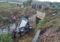 VÍDEO: Volcadura pasando el basurero deja por lo menos 6 heridos