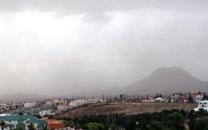 Prevén hoy y mañana lluvias y granizo en varias partes del estado: PC