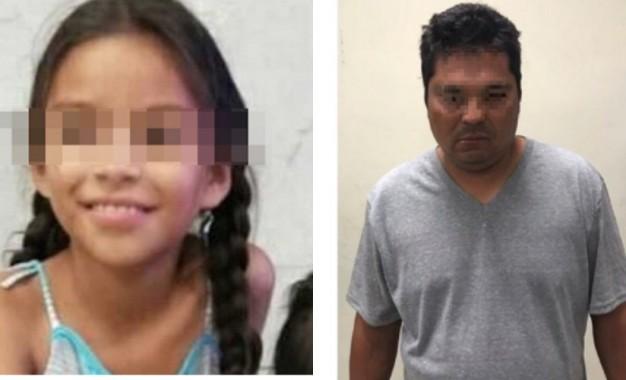 Capturan al presunto asesino de la niña de Nuevo León