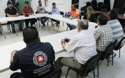 Reconocen a protección civil de Matamoros por buen desempeño