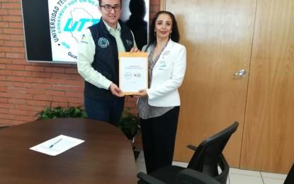 El CAPA y la Universidad Tecnológica de la Tarahumara en Guachochi firman convenio de colaboración