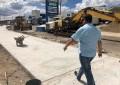 Realiza Alcalde Alfredo Lozoya recorrido de obras en proceso