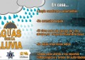 Pronostica Protección Civil lluvias para este fin de semana