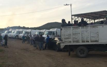 Paro laboral de los trabajadores de Recikla; Sin recolección de basura