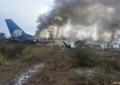 15 demandas contra Aeroméxico por avionazo