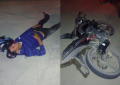 Choca motociclista vs particular; un lesionado
