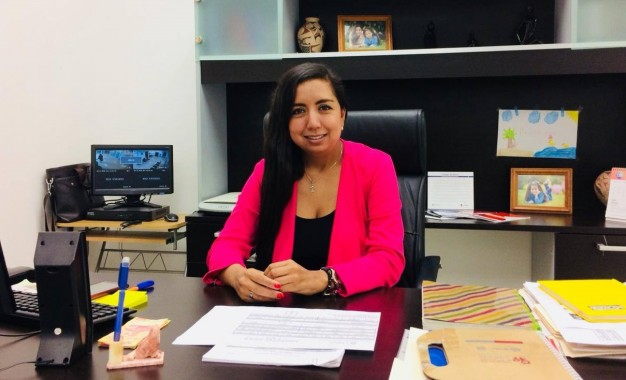 """""""Se debe denunciar la violencia en el Noviazgo"""": Nubia Salas"""