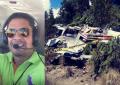 Fallece piloto Parralense en accidente aéreo en límites de Puebla y Veracruz