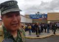 """VÍDEO: """"Estamos preparados para situaciones de riesgo"""": Coronel Mandujano"""