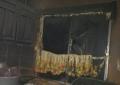 Se incendia vivienda en col. El Quijote; cuantiosos daños
