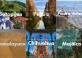 ¡Preciosas! viralizan fotos de destinos turísticos de Chihuahua