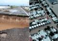 Desastre en Sinaloa por inundaciones; estragos y damnificados (VÍDEOS)