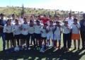 Se lleva la secundaria Valentín primeros lugares en torneo de futbol varonil y femenil