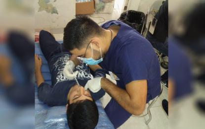 Lleva acabo la Secretaría de Salud  ferias de salud en Guadalupe y Calvo