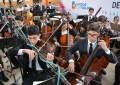 Se relanza estado estrategia de educación musical en las escuelas