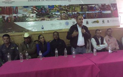 """""""Necesario que se impulse la comercialización de productos PESA""""; Noel Chávez."""