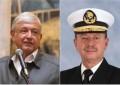 Nombra amlo al nuevo secretario de marina
