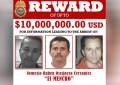 Histórico: Ofrece EU 10 millones de dólares por El Mencho