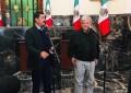 """""""Conforme la ley"""", AMLO se compromete con extraditar a Duarte"""