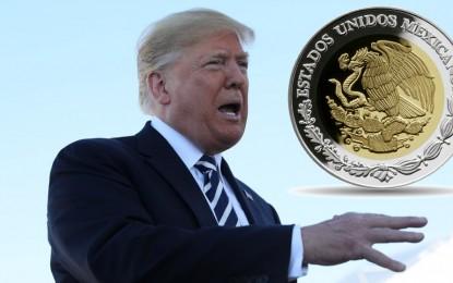 Dólar repunta a este precio tras amenazas de Trump