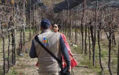 Gobierno del Estado inicia programa de Promoción Turística en Guadalupe y Calvo.