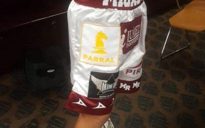 Promociona a Juárez y Parral en pelea de box