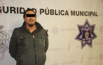 """Capturan a 2 sicarios de los """"Aztecas"""" en Juárez"""