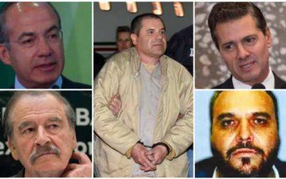 """A """"El Chapo"""" le abrieron la puerta en su primera fuga; sueltan más """"bombazos"""""""