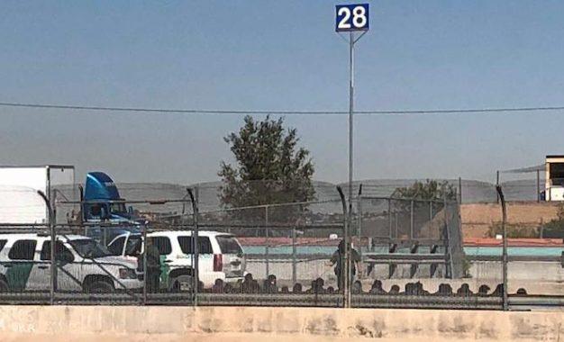 Detuvo CBP en El Paso a 40 migrantes por cruzar de mojados