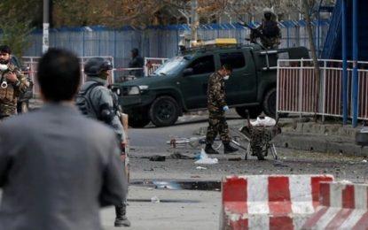 Seis y 20 heridos por un atentado del estado islámico en el centro de Kabul