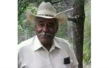 Asesinan a líder ejidal de Guadalupe y Calvo tras recibir amenazas