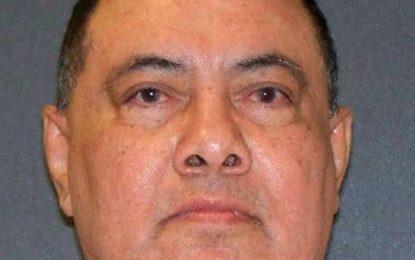 Ejecutan hoy en Texas a mexicano que asesinó a su familia