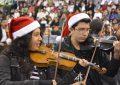 """Invitan a conciertos navideños del programa """"Música en mi escuela"""""""