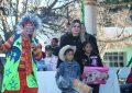 Festejan a más de 1500 niños en Balleza por posadas Navideñas