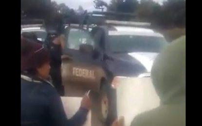 Alcalde de Madera pide que se retire la Policía Federal