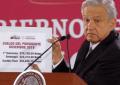 AMLO regresa más de 22 mil pesos de se primera quincena