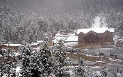 Vienen nevadas, vientos de 70 kms y lluvias