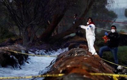 ONU ofrece asistencia a México por tragedia en Hidalgo